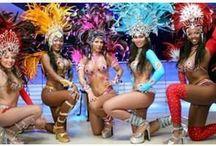 Immagini di ballerine brasiliane ed altre ballerine.