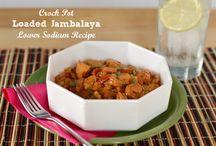Crock Pot Recipes / Crock Pot Meals