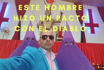 PACTOS CON EL DIABLO PARA SER FAMOSO