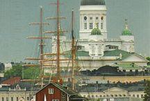 Finland and scandinavia