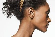 Party Hair and Beauty Ideas / Pretty looks that you can actually do on your own, with our favorite products for special occasions.  / by Real Simple