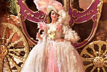 Movie costumes / wardrobe, fashions, from movies, stage and tv   / by Barbara Henderson