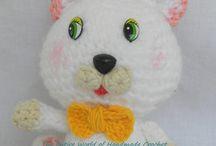 The Entire World of Handmade Crochet / https://www.facebook.com/TheEntireWorldofHandmadeCrochet/
