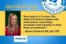 Dietician Tips and Tricks / Tips and Tricks from Supermarket Dietitians!!
