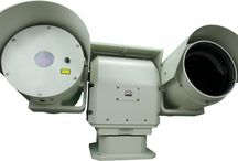 Border & Homeland Security FLIR PTZ Camera Systems from SPI Corp / Long range and extra long range pan tilt zoom thermal imaging security cameras for surveillance.  Our FLIR PTZ cameras can detect threats several kilometers out ay any time, day or night.  These border & homeland security thermal imaging systems can be mounted to buildings, vehicles, vessels, locomotives, UAV and many more options to provide ultimate situational awareness and maintain a secure perimeter.