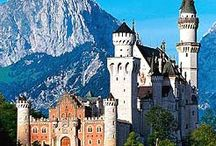 European Travel / Town squares, castles, cathedrals - Europe's got it all!