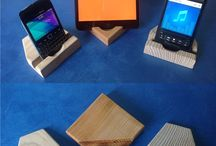 Wood - Phone and Desk