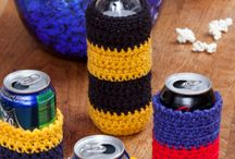 Cup & Can Cozies☕️ / by Brenda Huskey