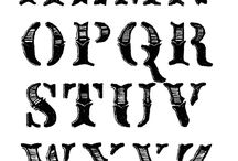 Fonts/Printables/Computer Stuff / by Marissa Peterson