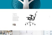 Web Design Inspiration / Get inspired for your upcoming project with Envoc.