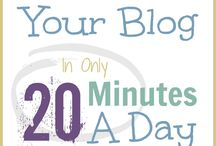 pinterest, blogging