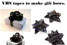 Wrapping Gifts: Recycle, Reuse, Rethink,