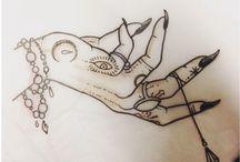 Tatoo and piercing