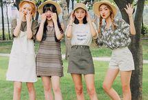 spódniczki i sukienki