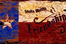 TEXAS Y'ALL / by Sarah Aday