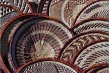 Exotic colours, patterns etc.