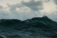 The Sea / the big blue
