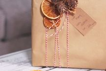 Christmas Wrapping / Gift wrapping