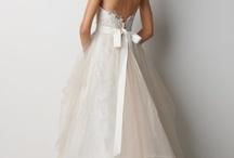 beautiful wedding dress / by Renee Watson