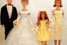 Barbie bruid