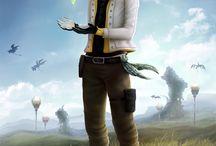 Final Fantasy Hope Estheim