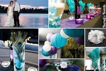 Peacock themed wedding / by Hadeel Abdelmageed