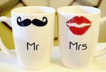 I love being a Mrs! / by Christina Escajeda