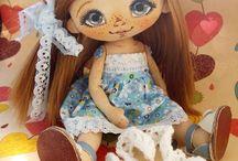 Куклы изготовление