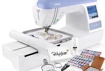 Embroidery Machine Options