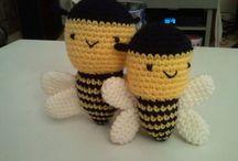 Homemade crochet