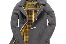 Duffle coat inspiration