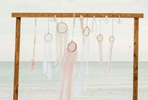 Summer Boho Wedding Ideas