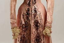 Antique Fashion 1890's / by Jennifer Thompson