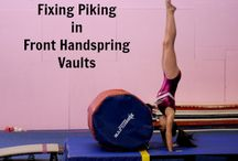 Vault / Drills for all kinds of vaults