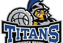 KW Titans / Kitchener Waterloo Titans Basketball Team - National Basketball League Of Canada #kwtitans #teamtitans #wearetitans #basketball #ThePursuit