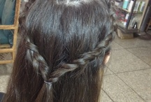 Hair / My Daily hair styles
