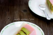PUDING CAKES