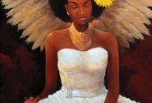 ANGELS / by yvette heyward