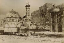 Jerusalem c 1880 Photo by Zangaki brothers