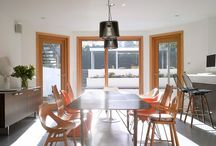 DGA  |  Dining Rooms / http://www.dyergrimesarchitects.com