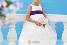 flower girl dress / flower girl dress