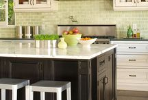 Kitchen Inspiration / Looks like the kitchen is next on our list of rooms! / by Amy Collette