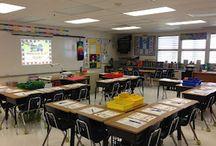 classroom set up / by Trista Carter