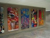 Glass Walls & Cladding / Decorative Glass Walls, Cladding & Wall Art.