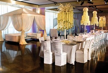 Event Table tops and dining
