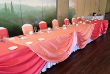 Specialty Linens for Events