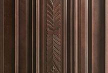 Pintu jati atau kayu