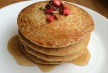 Pancakes para desayunos deliciosos