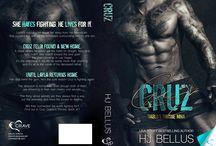 CRUZ, Book #1 in the Diablo's Throne MMA