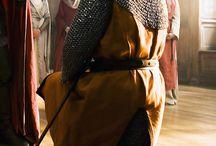 Времена рыцарства / Лук и стрелы, викинги, девушки с оружием,рыцари,доспехи